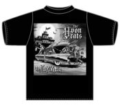 "Image of The von Drats ""Dratsylvania"" T-shirt"