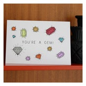 Image of YOU'RE A GEM by Katydid