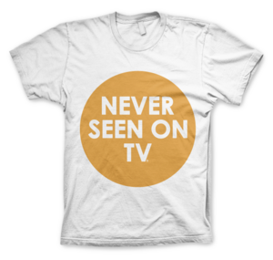 Image of Never Seen on TV
