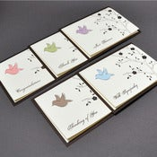 Image of Dove :: Set of 5