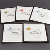 Image of Butterfly :: Set of 5