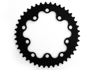 Image of 3mm Amoeba Dual BCD chainring