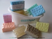 Image of Binary Massage GEEKSOAP