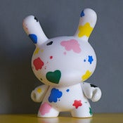Image of Kidrobot Dunny French Series : Tilt