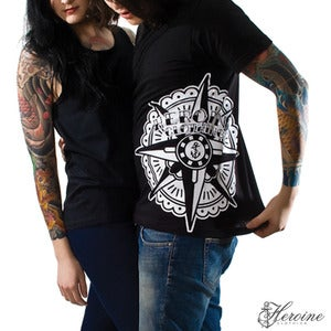 Image of Never Lost Black Unisex