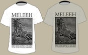 "Image of MELEEH ""among snakes"" T-SHIRT"