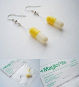 Image of Magic Pills Yellow/White