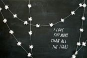 Image of all the stars tiding