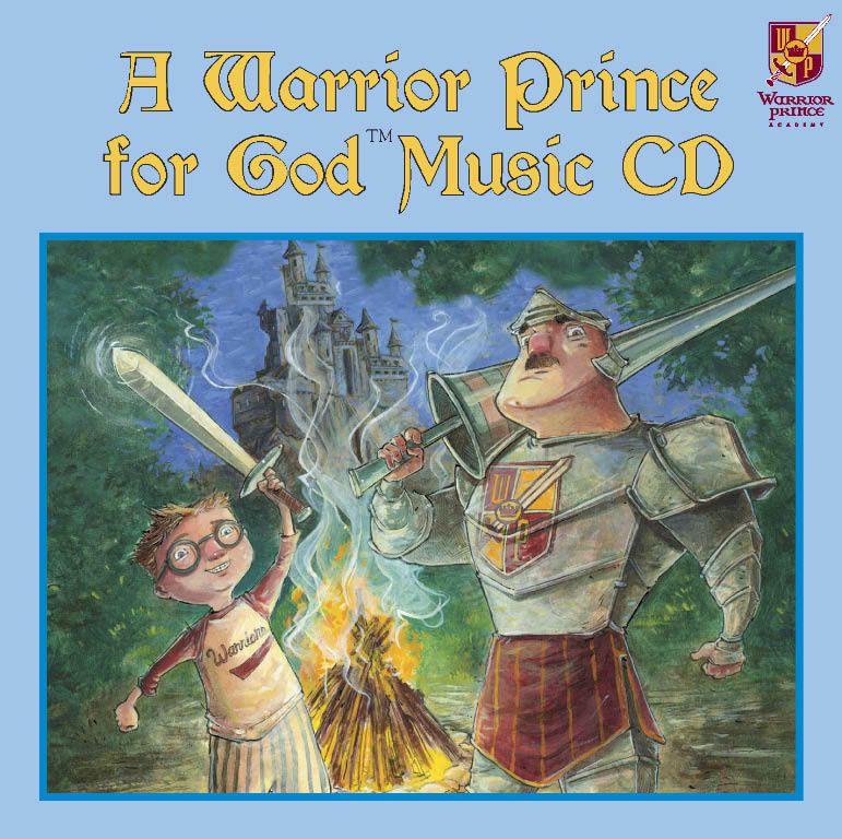 """A Warrior Prince for God"" CD"