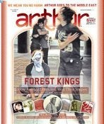 Image of Arthur Issue #19 (Nov. 2005)