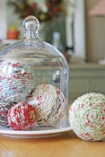 Image of fabric decorative balls pdf file