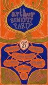 Image of SOLD OUT Arthur Benefit Party 2007 Poster, by Alia Penner