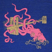 Image of Squid Attack Tshirt