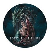 "Image of Impellitteri - ""Wicked maiden"" limited picture disc"