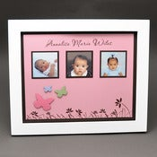 Image of Keepsake Frame :: Butterfly