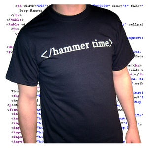 Image of Hammer Time T-Shirt