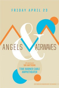 Image of Angels & Airwaves Poster