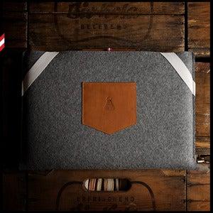 Sporting MacBook Pro Sleeve // wide — hard graft?