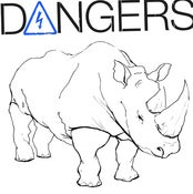 Image of DANGERS &quot;ANGER&quot; LP VIT010 Repress White Vinyl