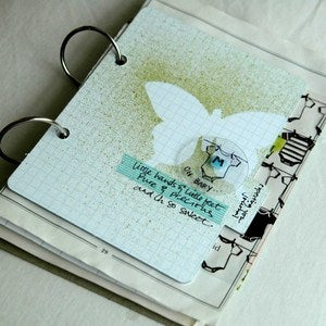 Image of Beginnings Baby Art Journal