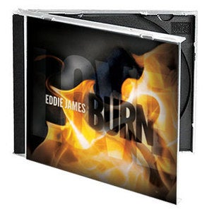 Image of Burn - Eddie James