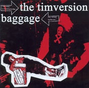 "Image of The Tim Version / Baggage - Split 7"" (Snuffy Smile)"