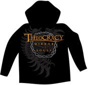 Image of Theocracy - Mirror of Souls zip-hood