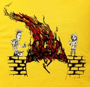 Image of Burning Bridges - Yellow (Men's)