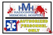 Image of Haddonfield Memorial Hospital Sign