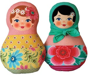 Image of Ooshka Babushka Pattern Kit