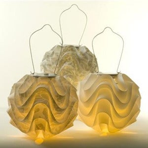 Modern Local — Modern Solar Lanterns :  eco led playa summer