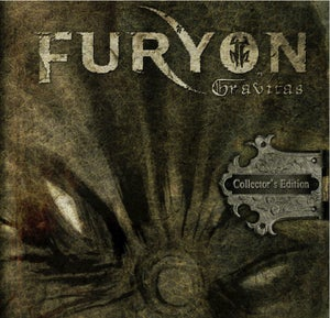 Image of FURYON (Collectors Edition ) C.D ..LTD EDITION .inc special feature art and video
