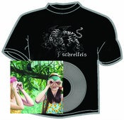 "Image of Walter Schreifels - An Open Letter To The Scene (12"" Vinyl/CD and t-shirt)"