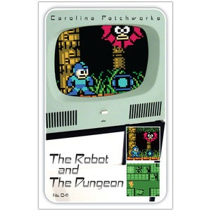 Image of No. 041 -- The Robot and The Dungeon