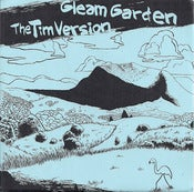 "Image of Gleam Garden / The Tim Version - Split 7"" (Snuffy Smile)"
