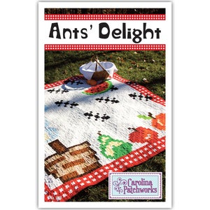 Image of No. 028 -- Ants' Delight