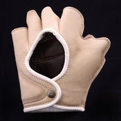 Image of 1880's Fingerless Catcher's Glove