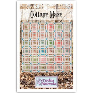 Image of  No. 009 -- Cottage Maze