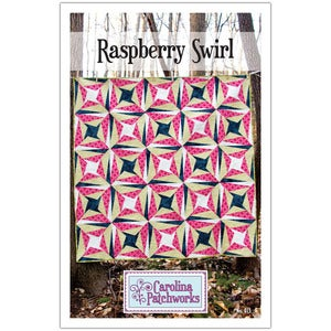 Image of No. 015 -- Raspberry Swirl