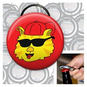 Image of Nachos Keychain Bottle Opener