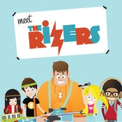"Image of ""Meet The Rizers""  CD"