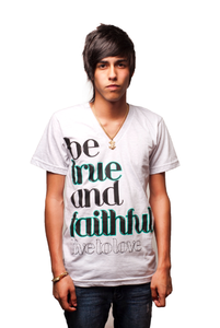 Image of Be True and Faithful