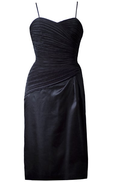 Image of Vintage 1980s Morton Myles Cocktail Dress