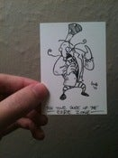 Image of Character Sketch Cards (Set of 3)