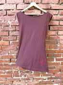 Image of Katrina Twisted Tunic (Wine)