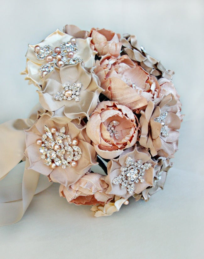 emici silk flower bouquets