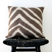 Image of  SAFARI Pure Silk Cushion Cover 45 x 45 cm