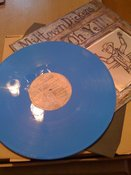 Image of Midtown Dickens-Oh, Yell! LP (blue vinyl) Limited Run, signed
