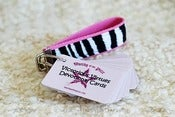 Image of Package Deal (1 Wristlet Keychain + 1 Set of Fit Cards)