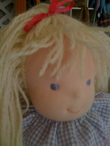 Image of Custom Order Detailed Formed Doll